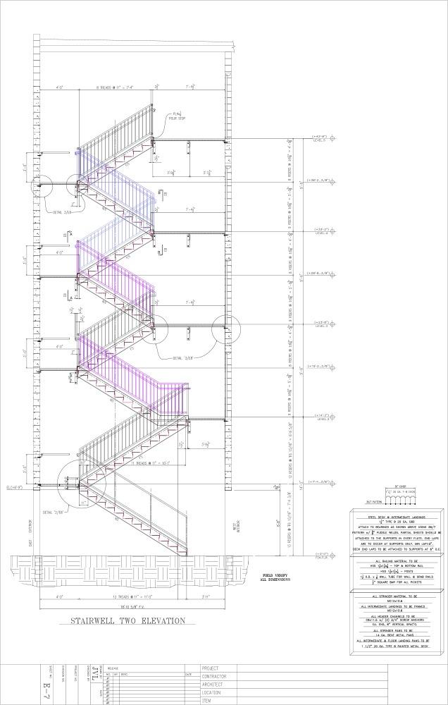 Samples Drawings - JVL Drafting